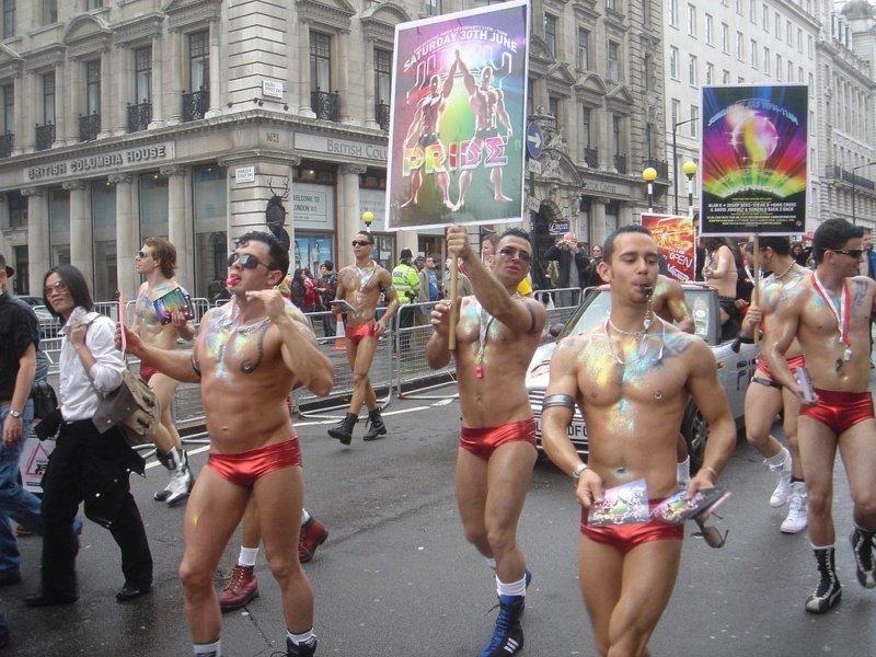 London Pride 2007